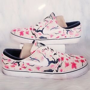 Nike ZOOM STEFAN JANOSKI CHERRY BLOSSOM 8 SHOES